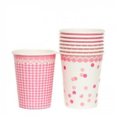 Copos Rosa Pink Mix