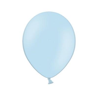 Balão Azul Claro 27cm
