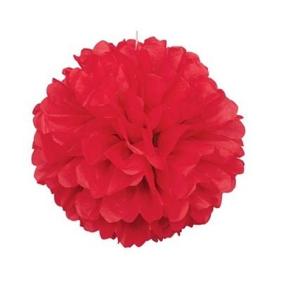 Pompom Grande Vermelho