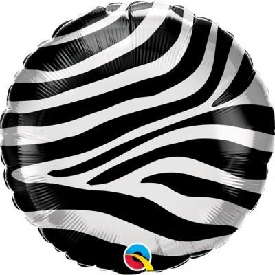 Balão Animal Print Zebra