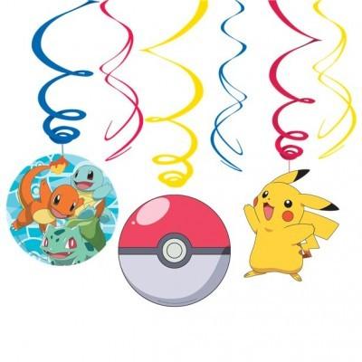 Decoração tecto Pokémon