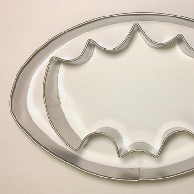 Conj. 2 Cortadores Batman