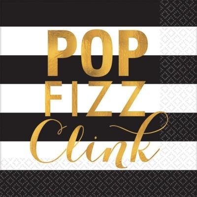 Guardanapos Pop Fizz Clink