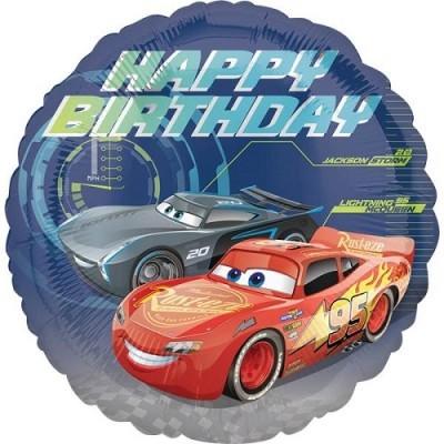 Cars Faísca Balão Médio