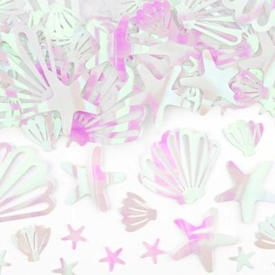 Confetis Iridiscentes Mar