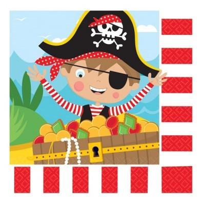 Guardanapos Pequeno Pirata