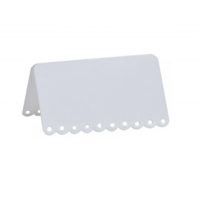 Cartões Marcadores Branco