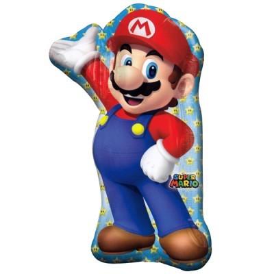 Super Mário Balão Gigante
