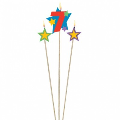 Vela Estrelas N.º7
