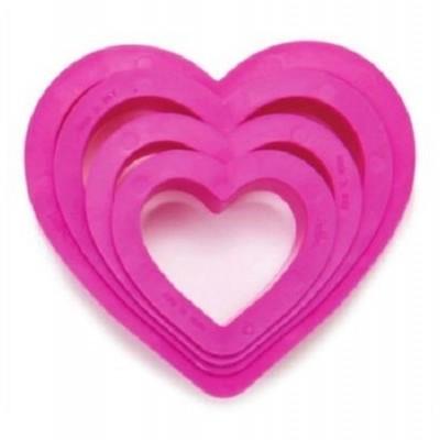 Cortadores Coração