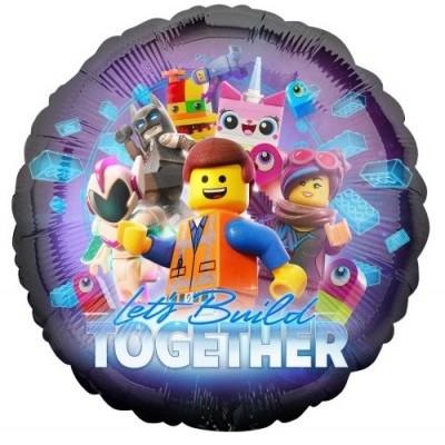Balão Lego Movie