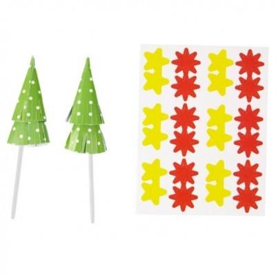 Toppers Natal Árvore