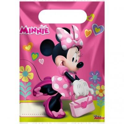 Sacos Minnie Rosa