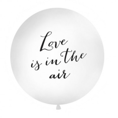 Balão Love Is In The Air