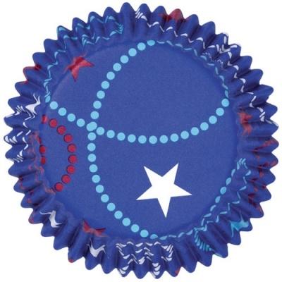 Formas Wilton Colorcups Festa Azul