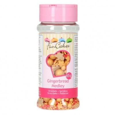 Confetis Natal Gingerbread Mix