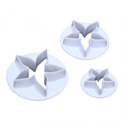 Conj. 3 Cortadores Cálice