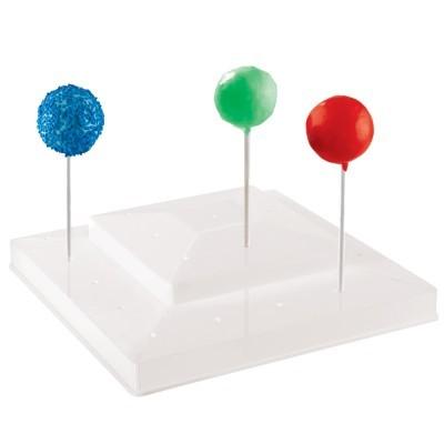 Expositor Cakepops e Chupas Plástico