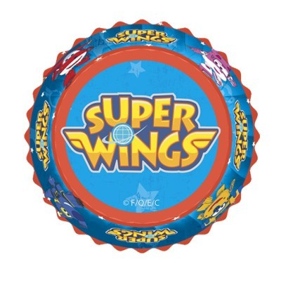 Formas Papel Super Wings