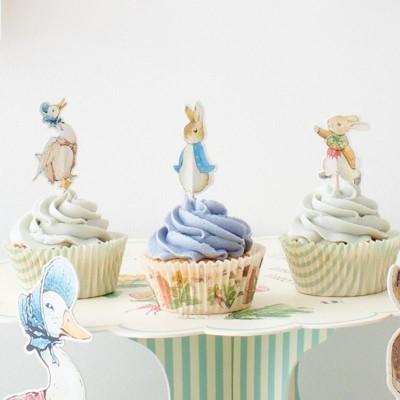 Kit Cupcakes Peter Rabbit