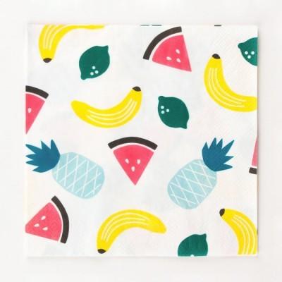 Guardanapos Tropical Frutas