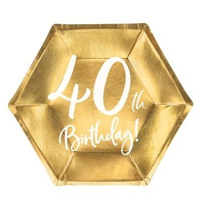 Pratos 40th Birthday