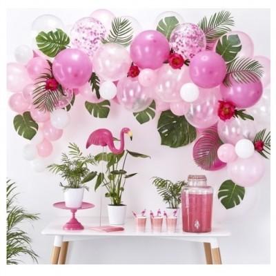 Arco Balões Rosa