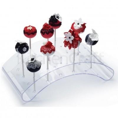 Expositor Cakepops e Chupas Acrilico