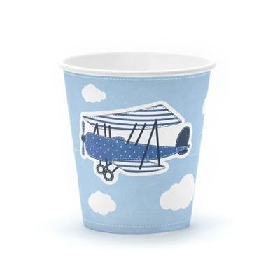 Copos Aviões Little Plane