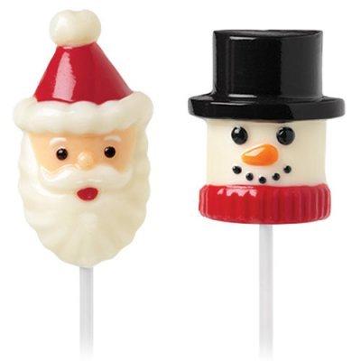 Molde Wilton Pai Natal e Boneco de Neve