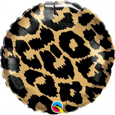 Balão Animal Print Leopardo