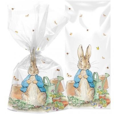 Sacos Celofane Peter Rabbit