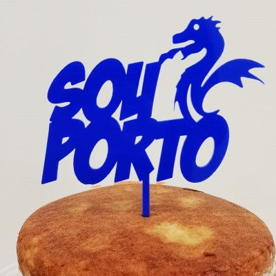 Topo Bolo Sou Porto