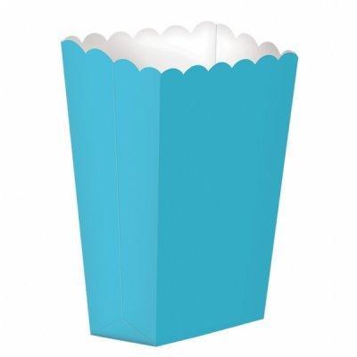 Pacote Pipocas Liso Azul Claro