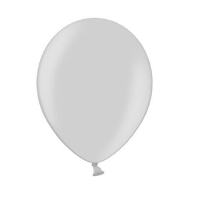 Balão Prateado 30cm