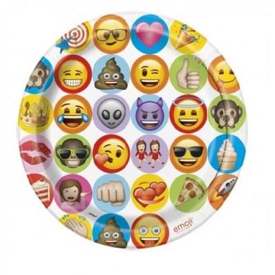 Pratos Emojis Grandes