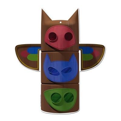 Conj. 2 Figuras PJ Masks