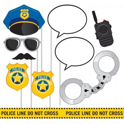 Adereços Fotografias Policia
