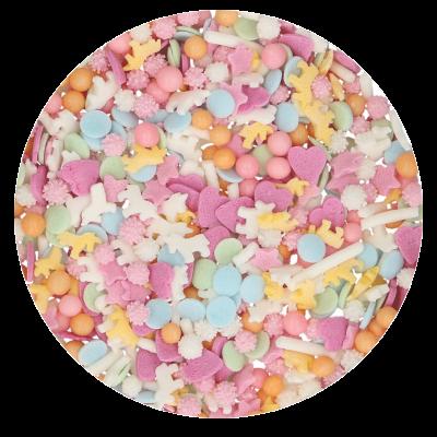 Confetis Açúcar Mistura Unicórnio