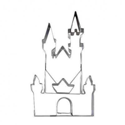 Cortador Castelo Princesas