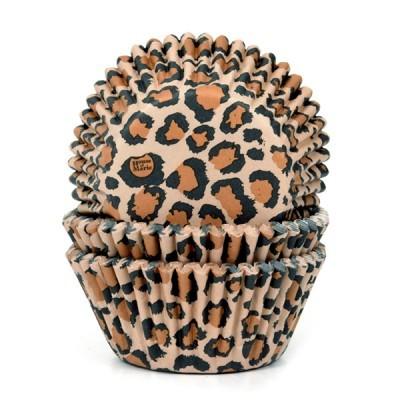 Conj. 50 Formas Leopardo