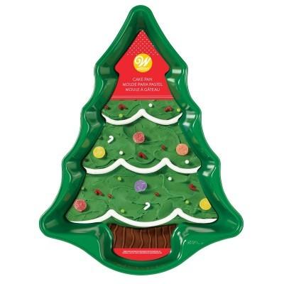 Forma Pinheiro de Natal Wilton