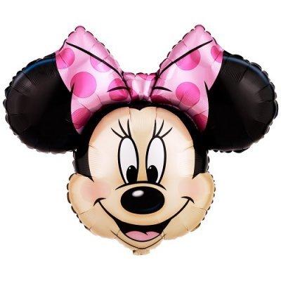 Minnie Cabeça Balão Grande