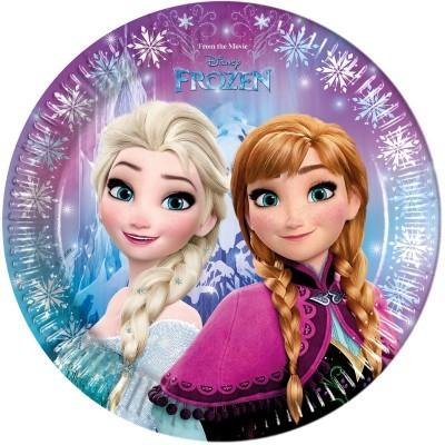 Pratos Frozen