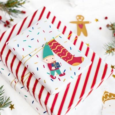 Etiquetas de Natal 2