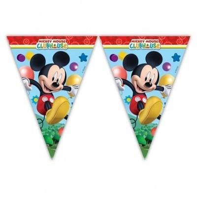 Bandeirolas Mickey