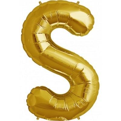 Balão S Dourado