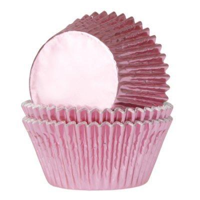 Formas Rosa Metalizado