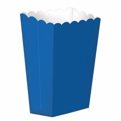 Pacote Pipocas Liso Azul Escuro