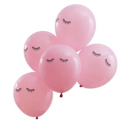 Conj. 10 Balões Olhinhos